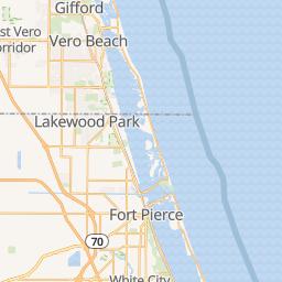 Map Of Vero Beach Florida.Home