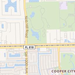 Davie Florida Map.University Podiatry Associates Flatfoot Fallen Arches In Davie